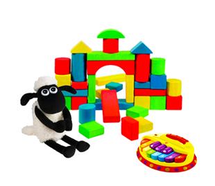 Obrázek pro kategorii Hračky