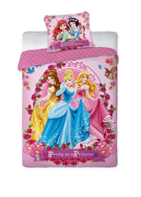 Dětské povlečení Princess 09 160x200