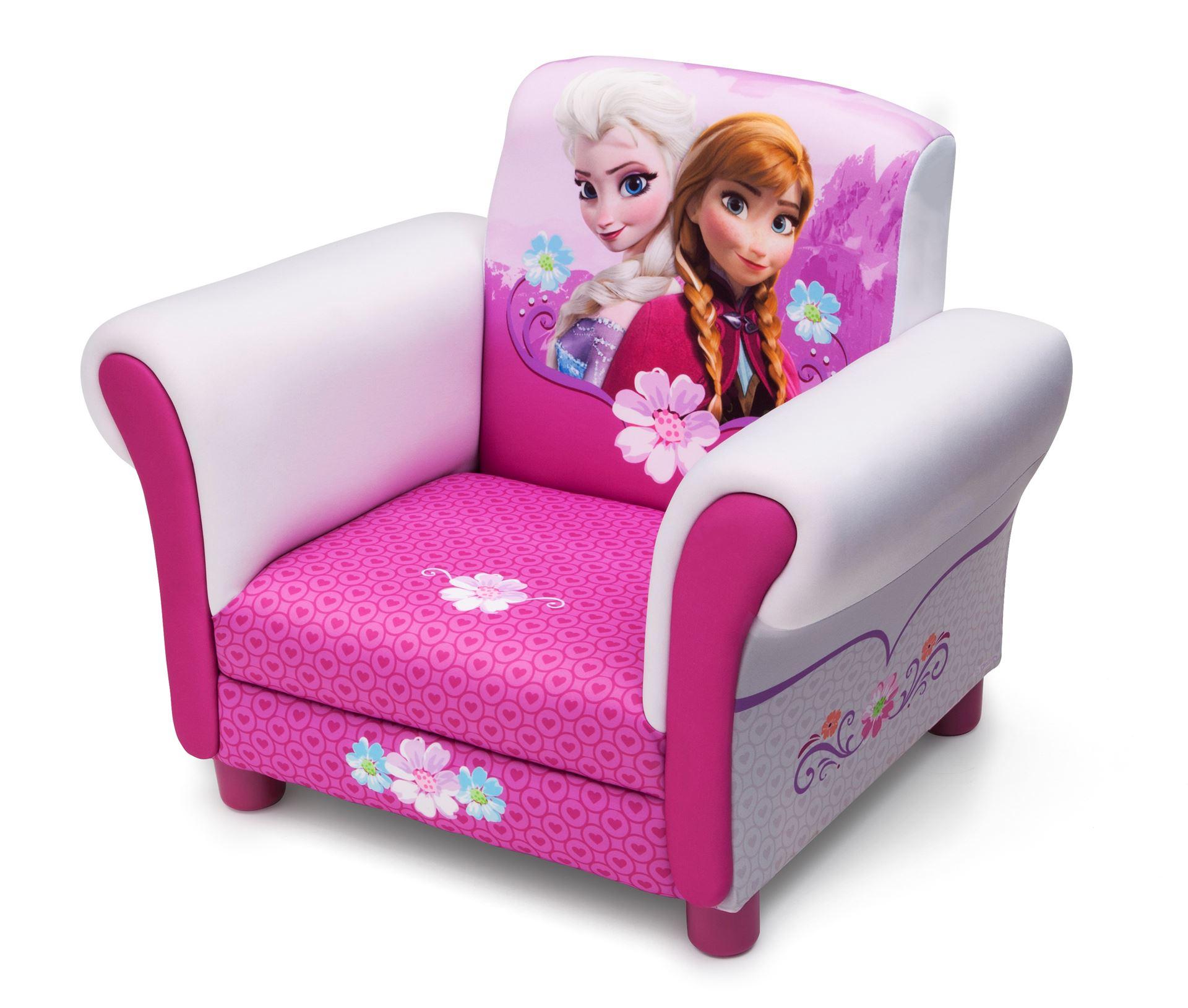 Disney dětské čalouněné křesílko Frozen