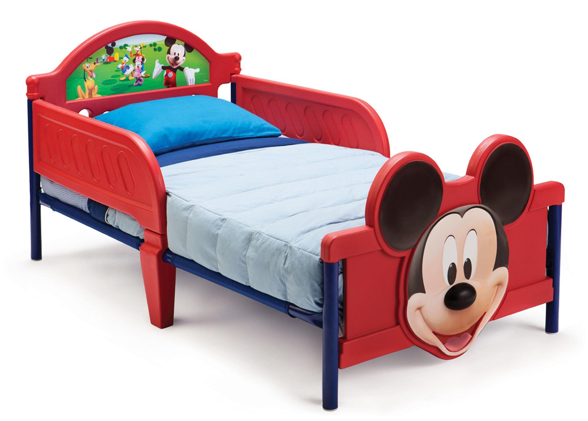 Dětská postel Mickey 2 140x70cm