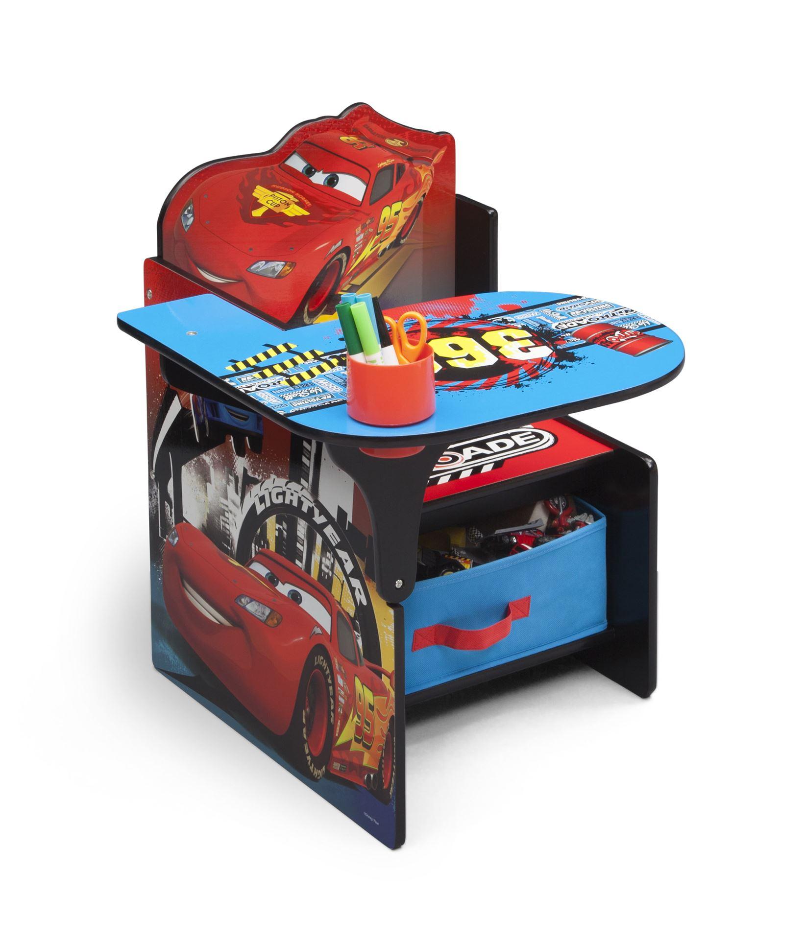 Dětská židle se stolečkem Cars II