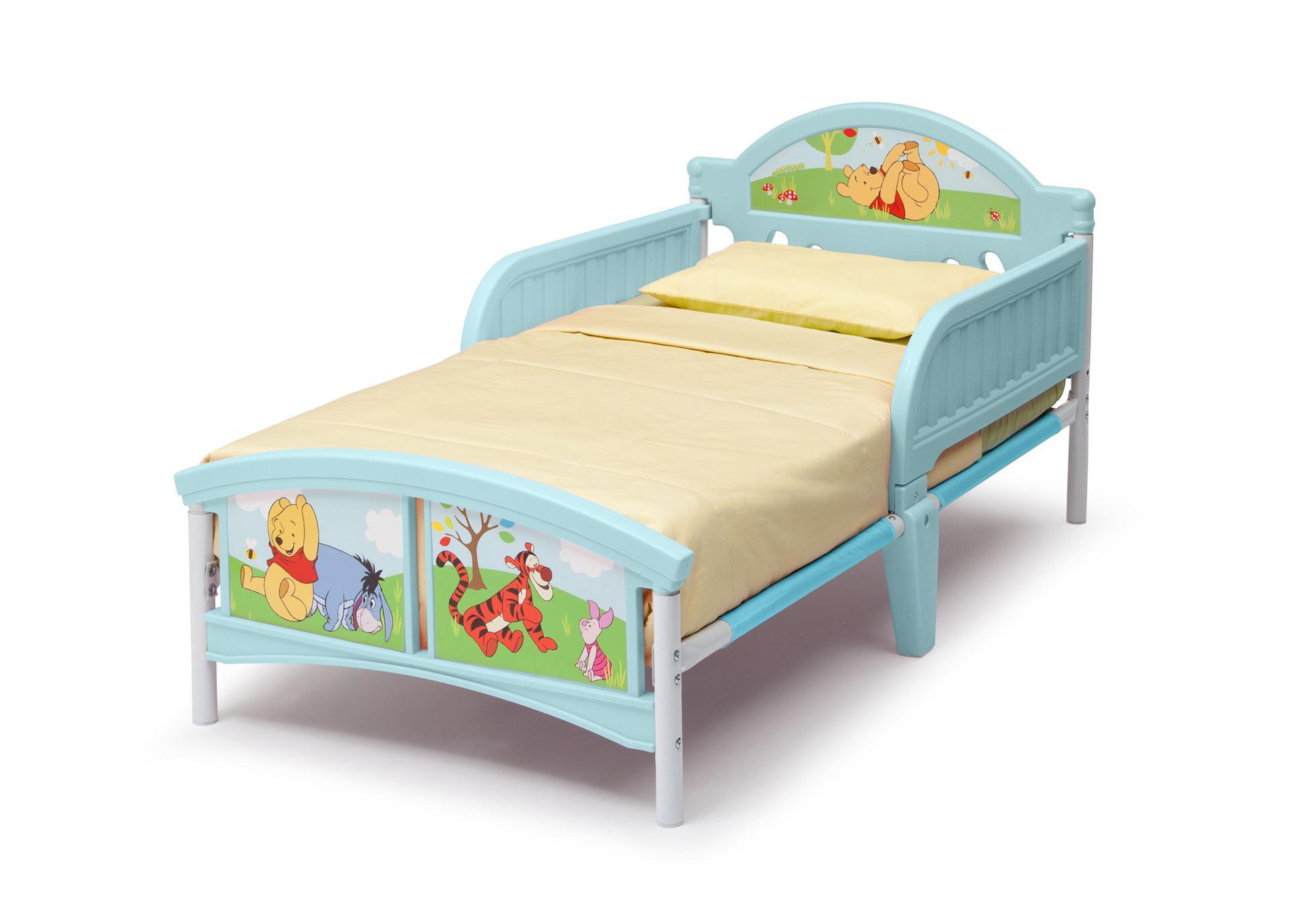Dětská postel Medvídek Pú 140x70cm