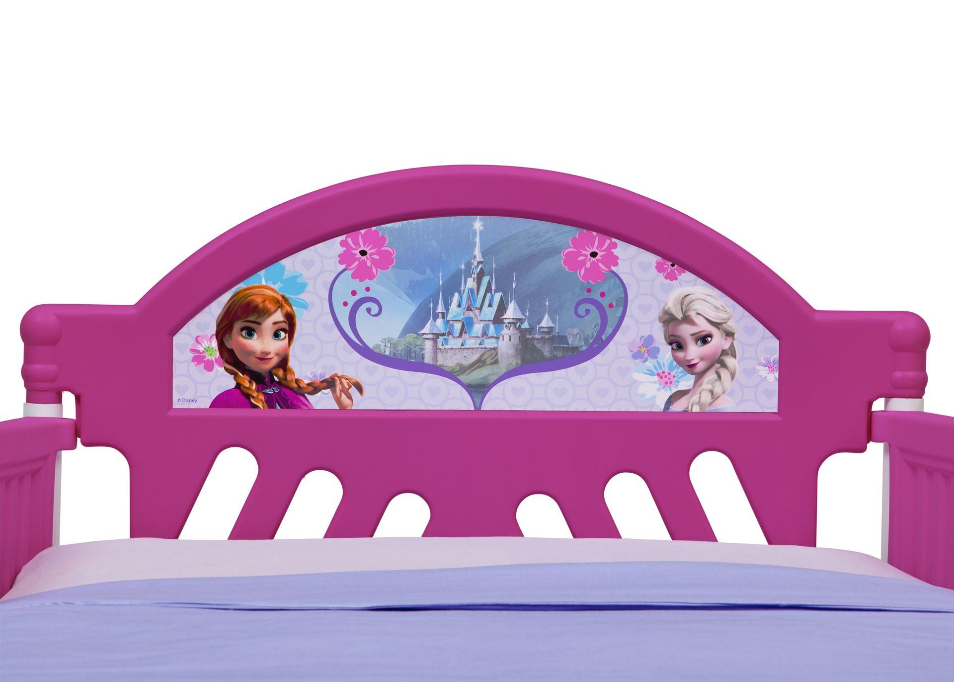 Dětská postel Frozen 140x70 cm