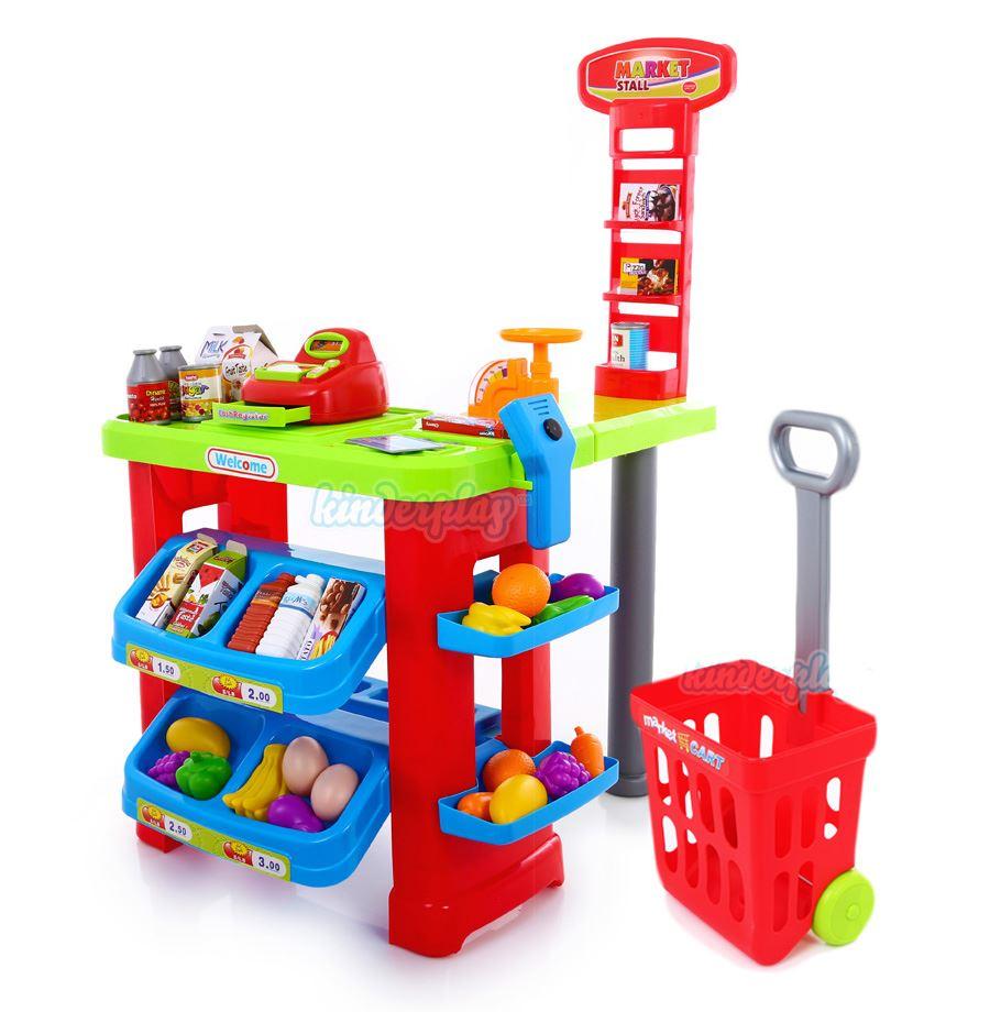 Dětský supermarket