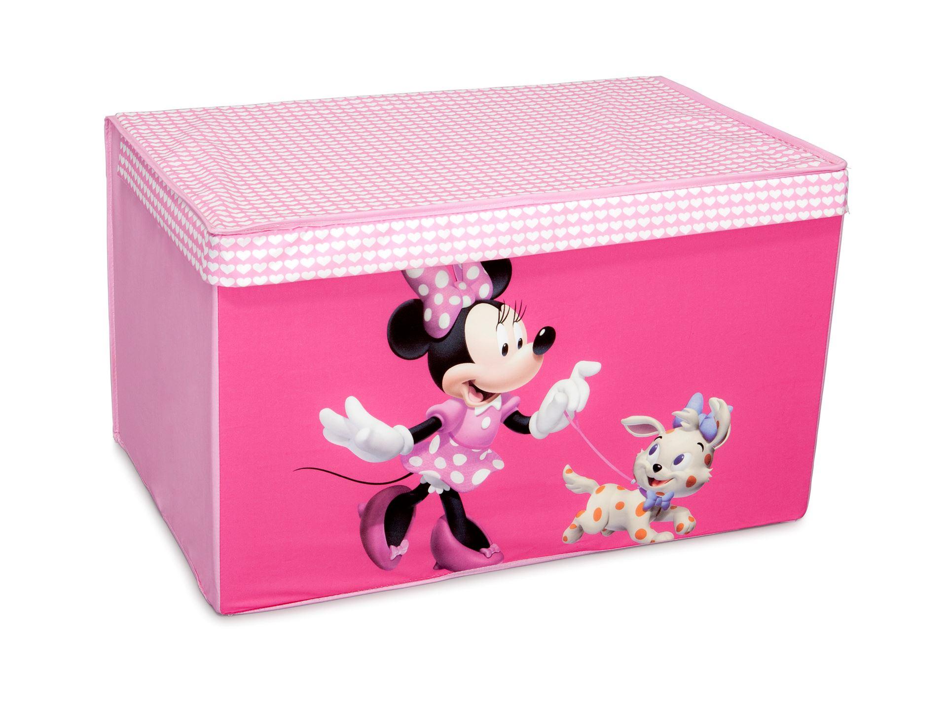 Dětská látková truhla Minnie