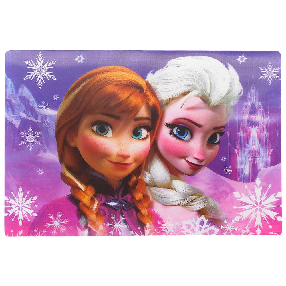 Podložka Ledové království 3D - Anna a Elsa