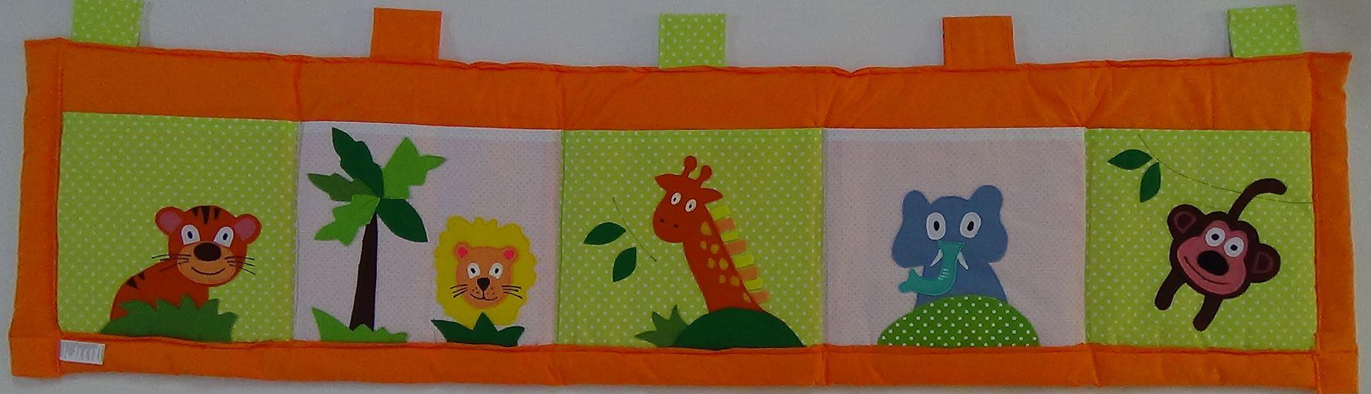 Kapsář za postel velký 200x50 cm - Zoo