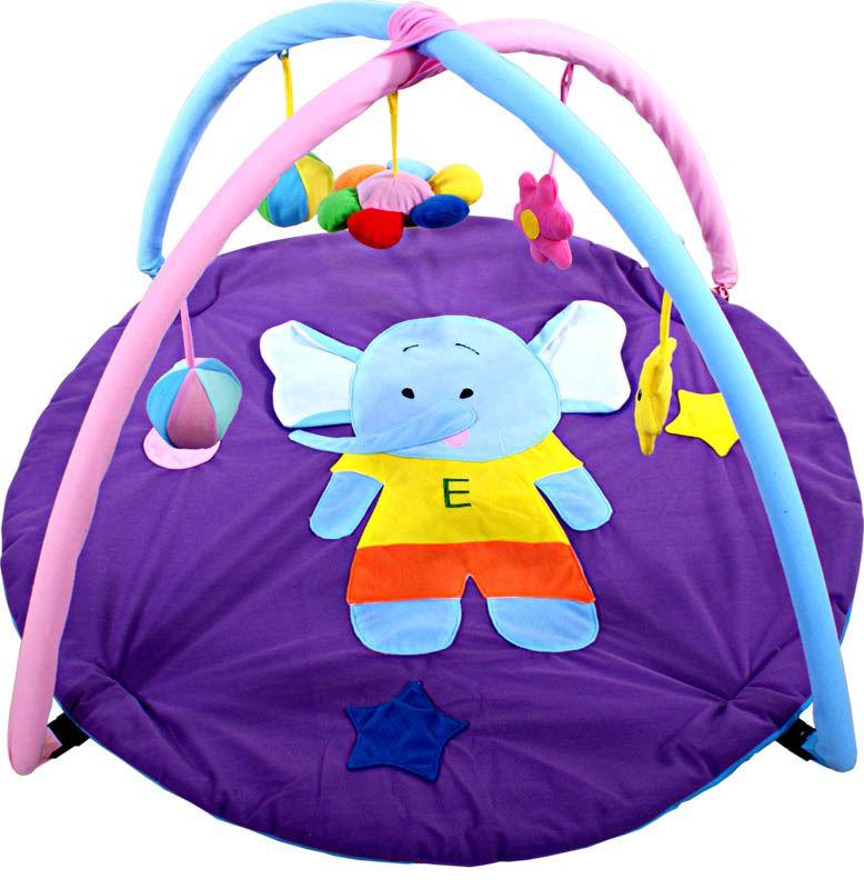 Hrací deka - slon