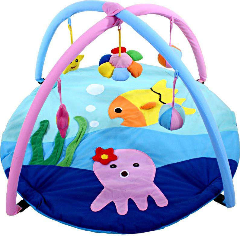 Hrací deka - oceán