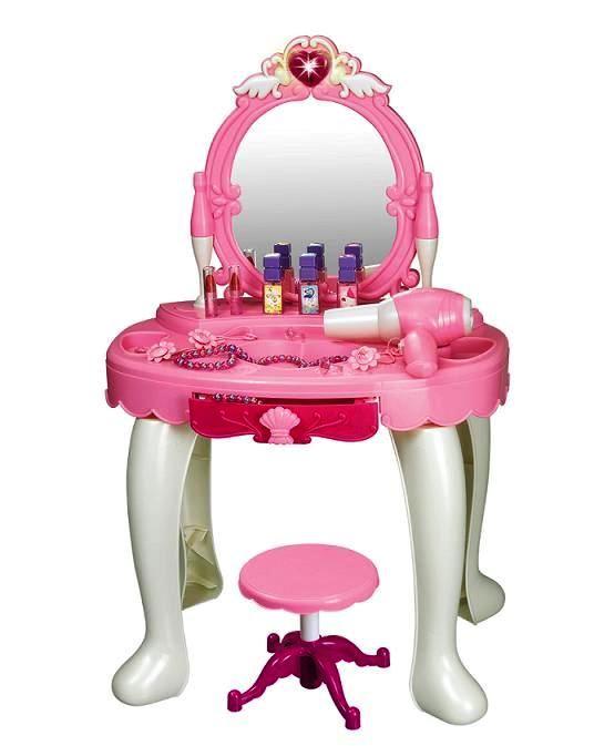 Toaletní stolek pro holčičky