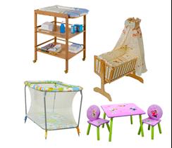 Obrázek pro kategorii Dětský nábytek