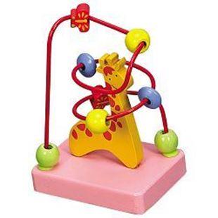 Obrázek Motorické hračky-Motorický labyrint žirafa