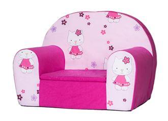 Obrázek z Dětské křesílko Hello Kitty