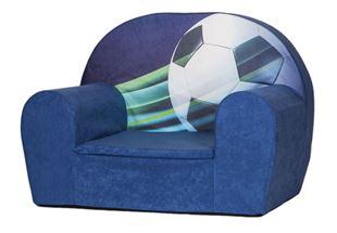 Obrázek Dětské křesílko Fotbalový míč
