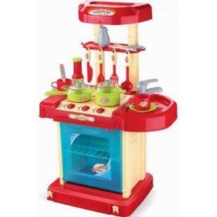 Obrázek Dětská kuchyňka v kufříku malá