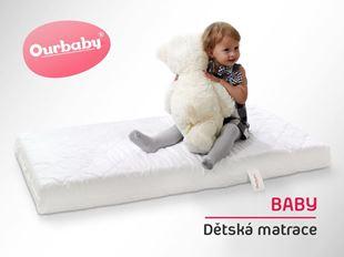 Obrázek Dětská matrace BABY - 120x60