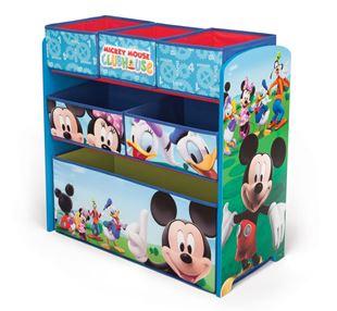Obrázek Organizér na hračky Mickey