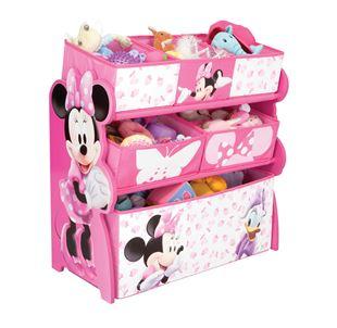 Obrázek Organizér na hračky Minnie Mouse myška