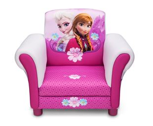 Obrázek Disney dětské čalouněné křesílko Frozen