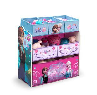 Obrázek Organizér na hračky Frozen