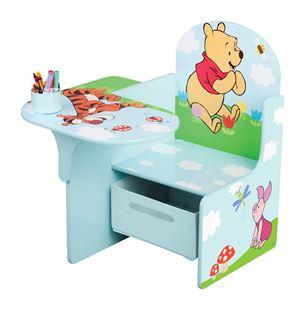 Obrázek Židle se stolečkem Medvídek Pú