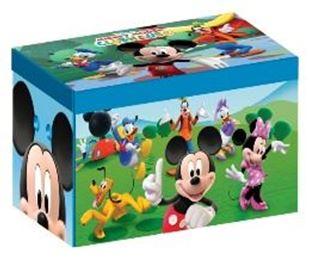 Obrázek Dětská látková truhla Mickey