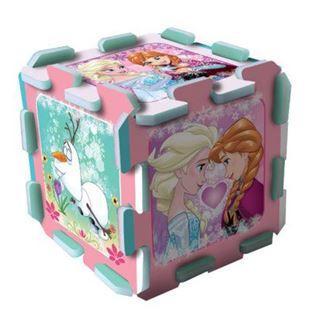 Obrázek Pěnové puzzle Frozen - Trefl