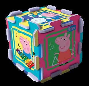 Obrázek Pěnové puzzle Prasátko Peppa - Trefl