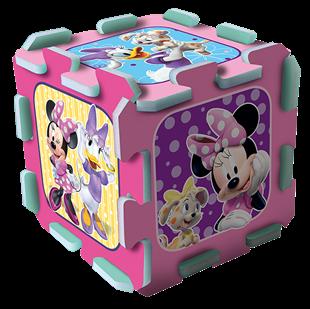 Obrázek Pěnové puzzle Minnie - Trefl