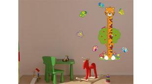 Obrázek Metr na stěnu - Kočička