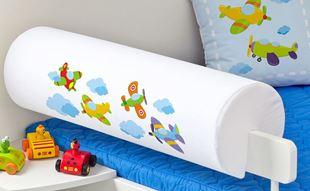 Obrázek Chránič na postel - Letadla