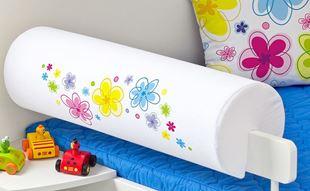 Obrázek Chránič na postel - Květiny