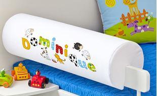 Obrázek Chránič na postel se jménem - Farma 2 + jméno