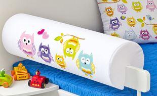 Obrázek Chránič na postel - Sovičky 608