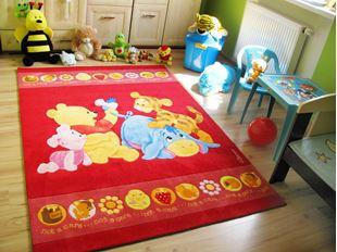 Obrázek Dětský koberec Medvidek Pú BABY 402