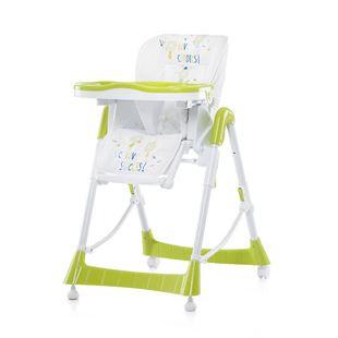 Obrázek Dětská jídelní židlička Comfort Plus - Limetka