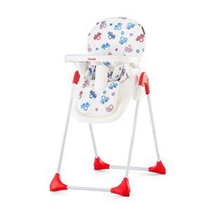 Obrázek Dětská jídelní židlička Mickey - Cars