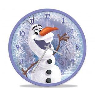 Obrázek Nástěnné hodiny Frozen Ledové království - Olaf 25 cm