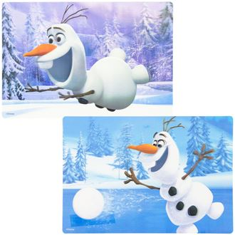 Obrázek z Podložka Ledové království 3D - Olaf