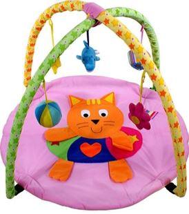 Obrázek Hrací deka - kočička