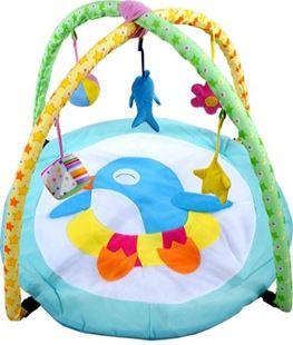 Obrázek Hrací deka - tučňák