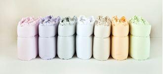 Obrázek z Mantinel do postýlky 360x30 cm - s volánkem - Mix barev