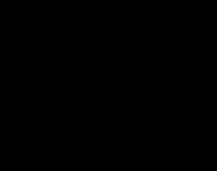 Obrázek Spící medvídek na polštáři samolepka na zeď - Černá L