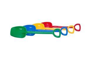Obrázek Dětská plastová lopatka - velká