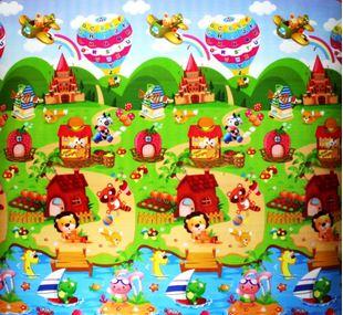 Obrázek Dětský pěnový koberec - Zvířátka 180x150 cm
