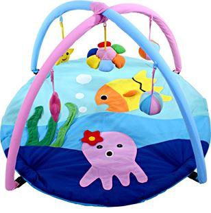 Obrázek Hrací deka - oceán