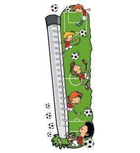 Obrázek Metr na stěnu - Fotbalisti