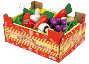 Obrázek Krabice se zeleninou