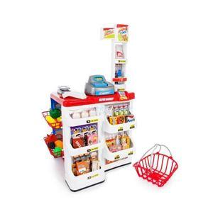Obrázek Dětský supermarket s nákupním košíčkem