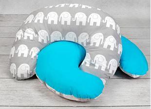 Obrázek Kojící polštář Slon